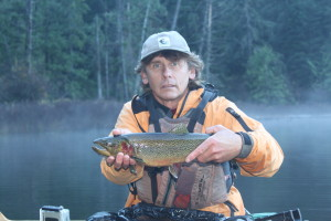 Spring Cutthroat Trout